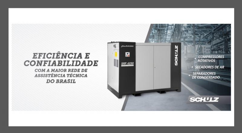 Aluguel de compressor de ar