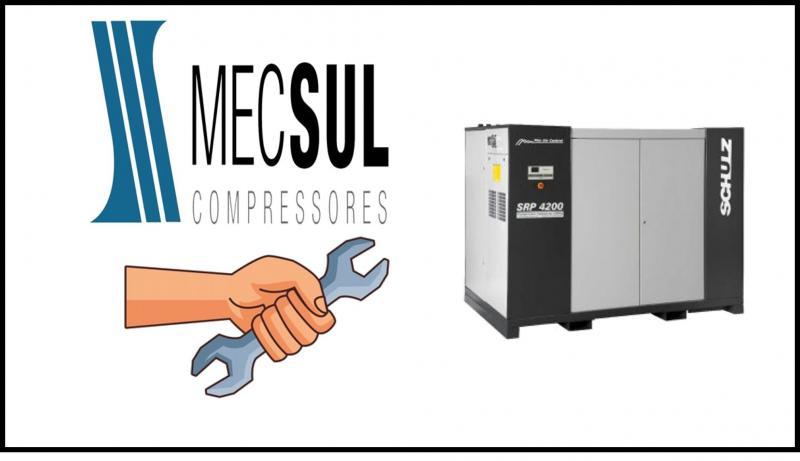 Assistência técnica compressores de ar