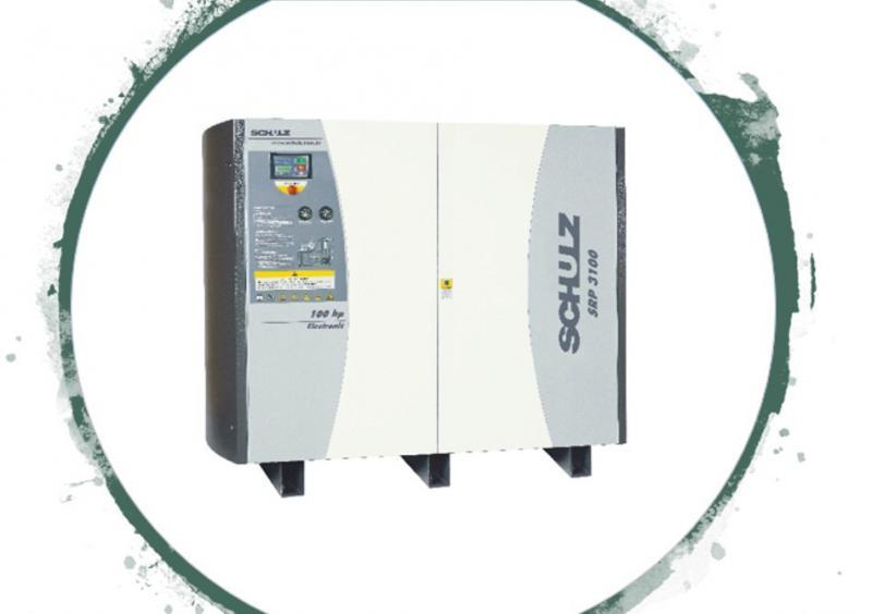 Compressor de ar comprimido parafuso