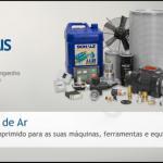 Peças para compressor de ar parafuso SP