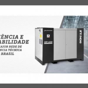 Distribuidor de compressores schulz